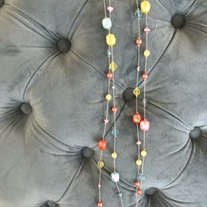 Jewelry - Very long necklace